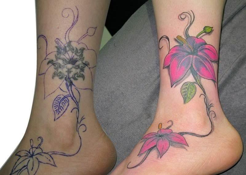 Cubrir Tatuajes