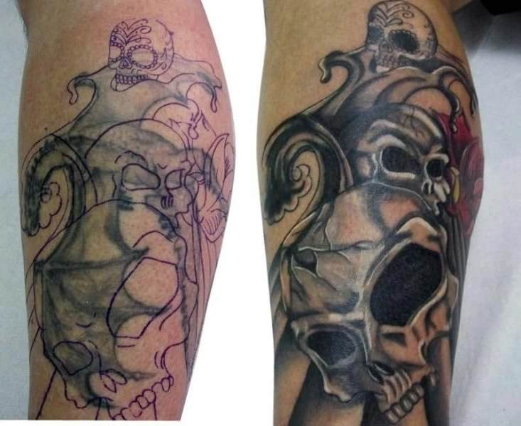 Tatuaje Cover Up