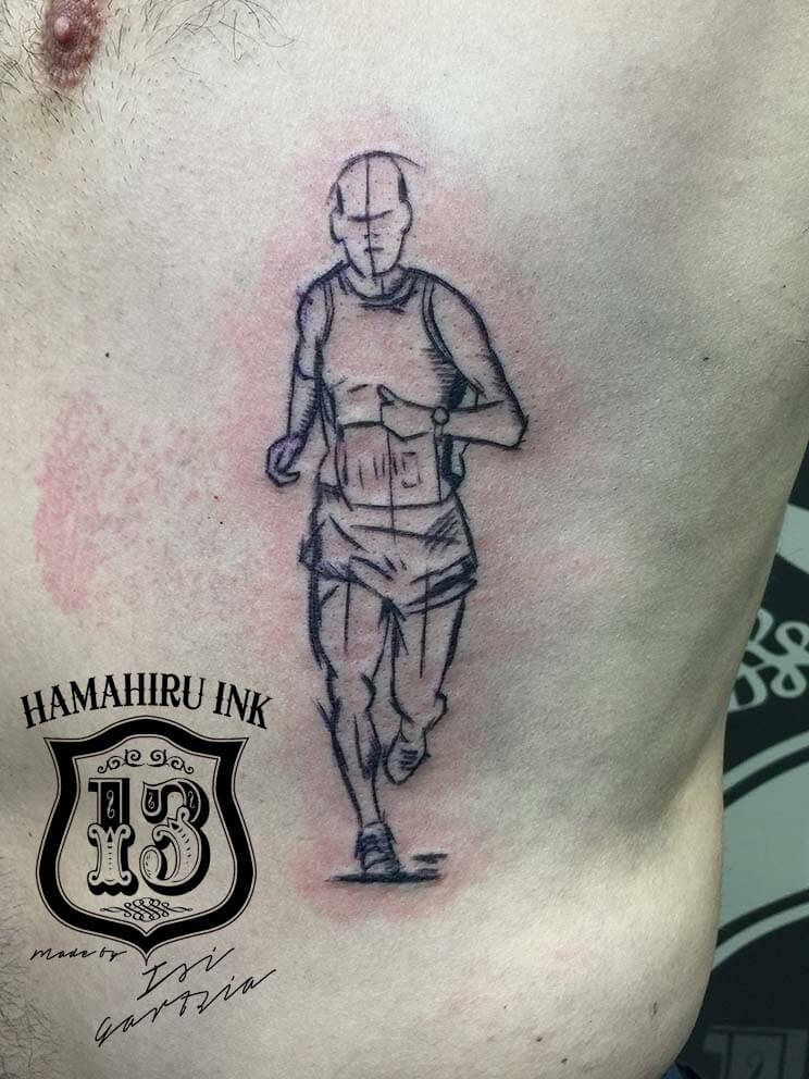 Corredor tattoo Hamahiru 13 Ink Tattoo & Piercing