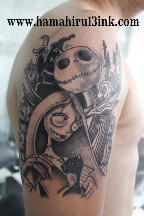 Tatuaje Jack Skeleton Hamahiru 13 Ink Tattoo & Piercing.jpg