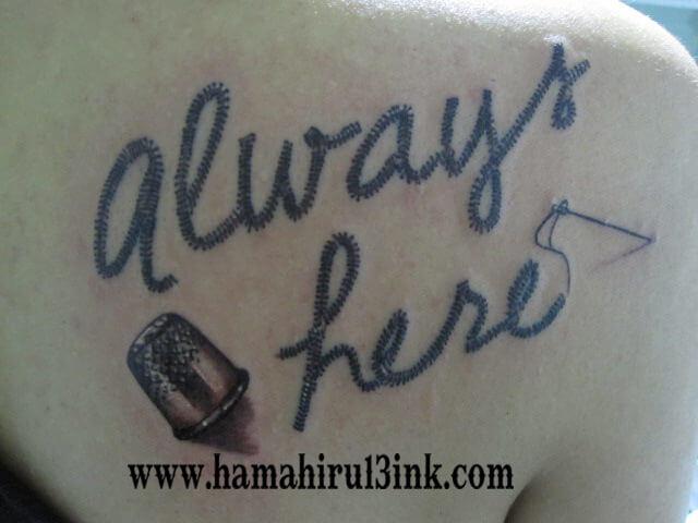 Tatuajes Vitoria Espalda Hamahiru 13 Ink Tattoo & Piercing