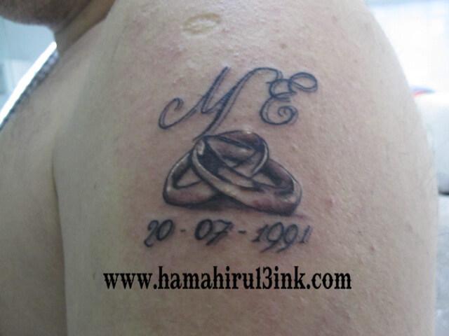 Tatuaje Hombro Hamahiru 13 Ink Tattoo & Piercing