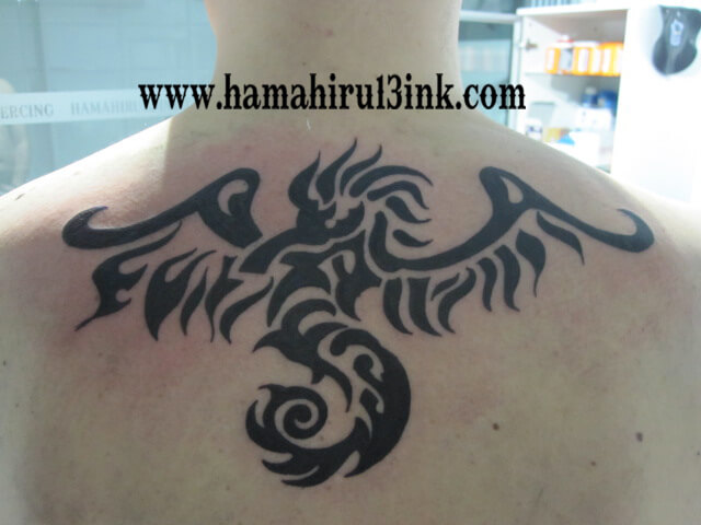 Tatuaje Tribal Hamahiru 13 Ink Tattoo & Piercing