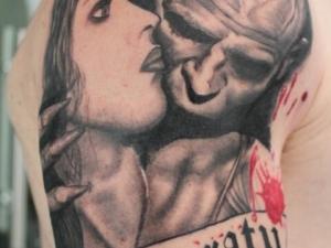 Tatuaje Nosferatu Hamahiru 13 Ink Tattoo & Piercing