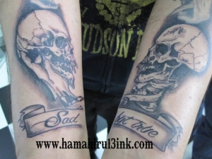 Tatuaje Calaveras Metallica Hamahiru 13 Ink Tattoo & Piercing