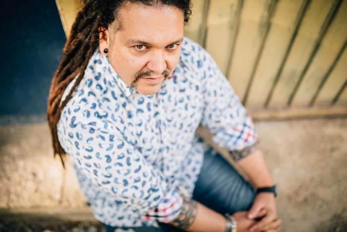 Isi Gartzia, tatuador en Vitoria-Gasteiz