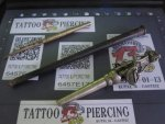 """Artilugio"" para tatuar"