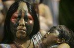 Tatuajes en el Amazonas.
