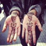 Tatuajes de Henna.