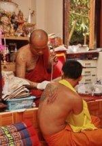 Tatuajes en Tailandia.