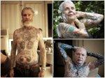 ¿Qué pasará con tus tatuajes cuando seas mayor?