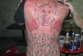 Tatuajes de marcas 11
