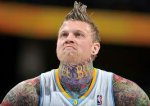 Tatuajes de famosos. Chris Andersen.