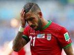 Prohibidos los tatuajes en la selección de fútbol de Irán.