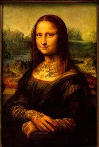 """""""La Gioconda"""" Leonardo Da Vinci."""