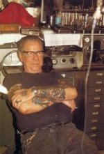 Sailor Jerry. Padre de los tatuajes Old School.