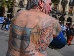 Manchester City y su cambio de escudo. ¿Qué pasa con los tatuajes de los aficionados?