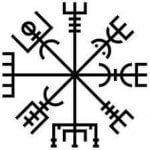 Ideas para tatuajes. Símbolos islandeses y vikingos.