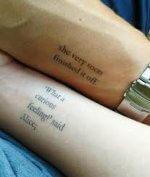 La cadena de tatuajes temporales más grande del mundo.