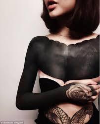 Tatuajes Black Out 6