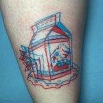 Tatuajes en 3D.