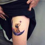 Ideas diferentes para tatuajes de mascotas.